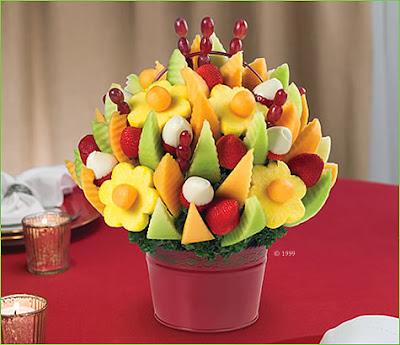Dise o de frutas para fiestas infantiles bocadillos for Como secar frutas para decoracion