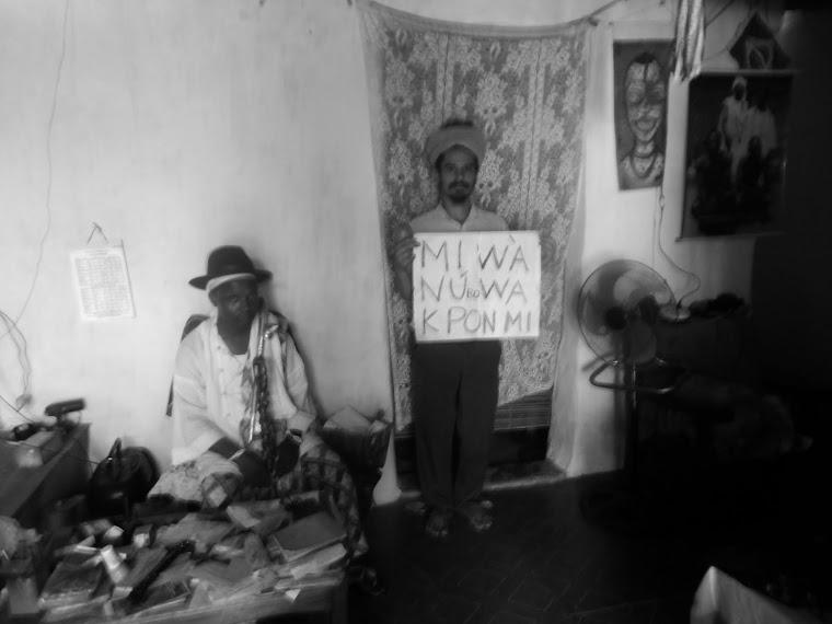 CA _MI WA NU BO WA KPON MI _ OUIDAH / Benin