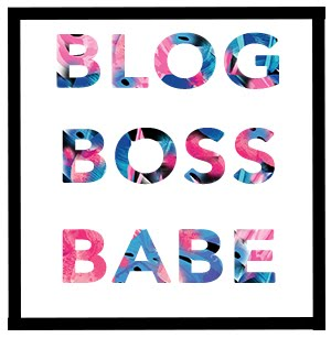 Become A Blog Boss Babe