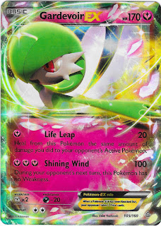 Gardevoir EX Primal Clash Pokemon Card