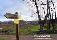 Ruta Becquer Tramo Monasterio de Veruela  Litago Senderismo Ruta