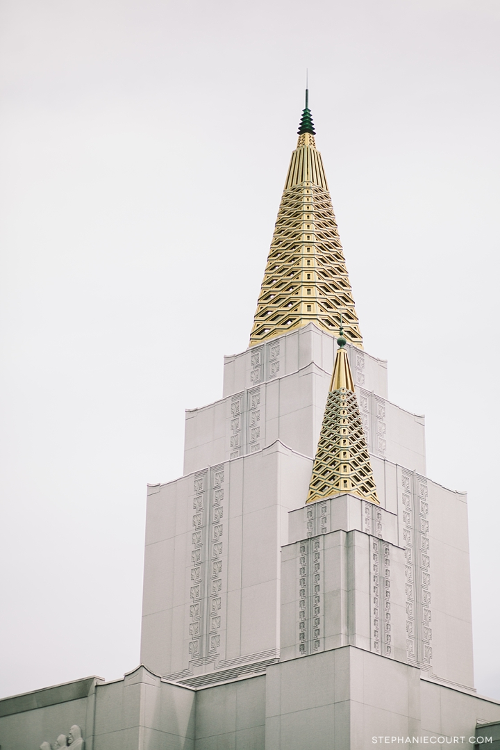 """oakland california temple"""