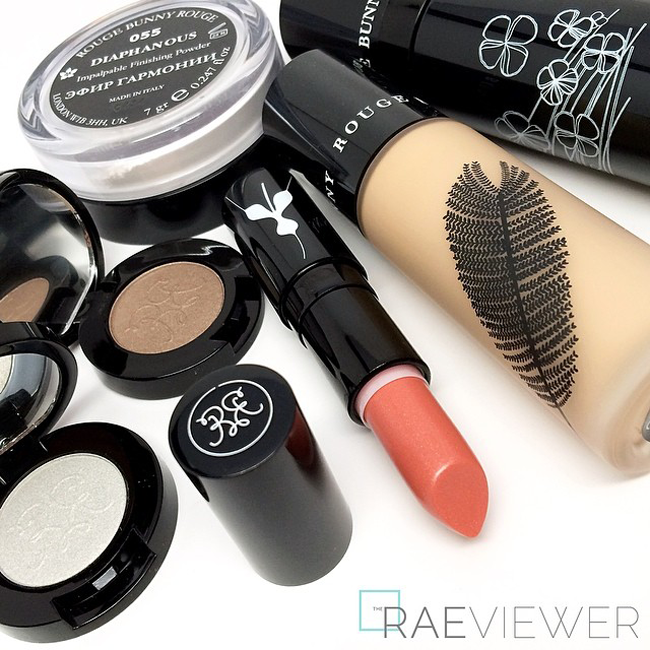 The RAEviewer - A blog about luxury and high-end cosmetics: Rouge Bunny Rouge Makeup Review, Photos + Feature Look
