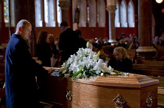 Mourners come to pay their respects for Seamus Heaney