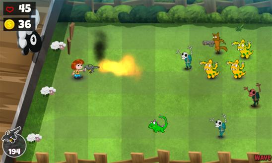 Game Bang Bang Monsters Untuk Windows Phone