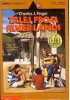 bookcover of TALES FROM SILVER LANDS  by Charles Finger