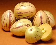 Foto del Pepino - Fruta