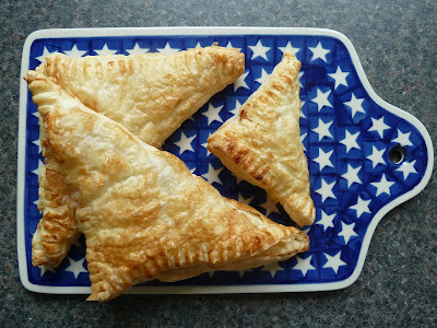 Rhubarb Turnovers Easy Recipe