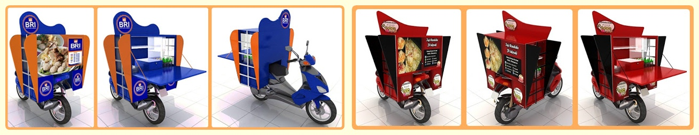 Gerobak Motor,Gerobak Motor unik klik gambar