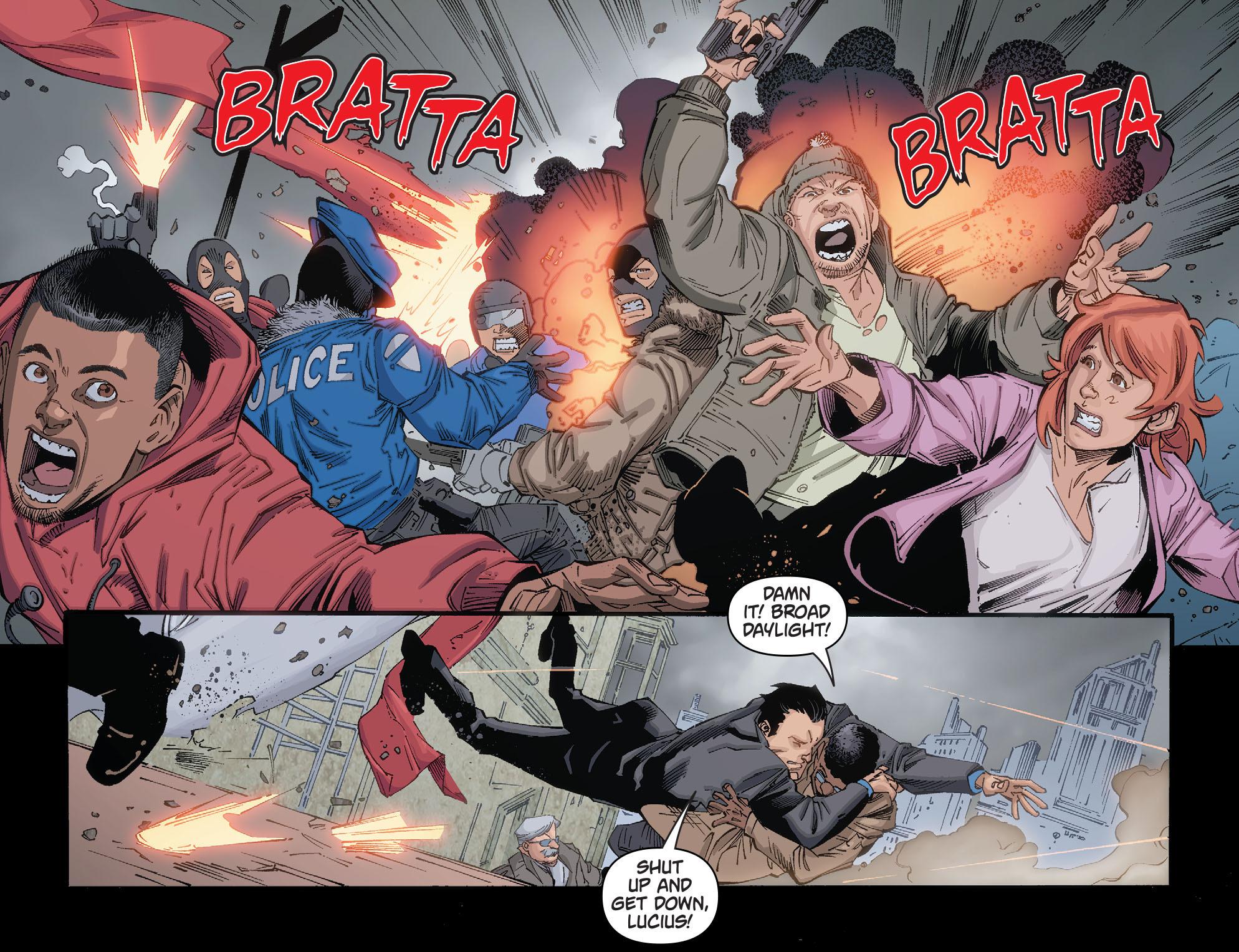 Batman: Arkham Knight [I] Issue #7 #9 - English 19
