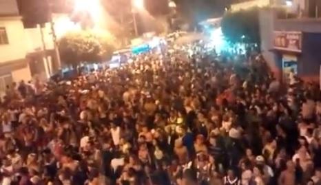 Apiacá: Grande público consagra o Carnaval 2016