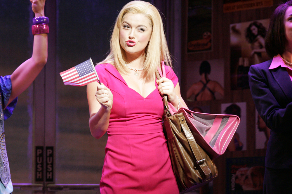 Movies like legally blonde