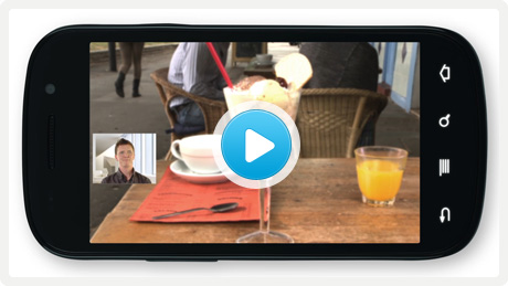 Skype for Android 2.5.0.160 Skype для Android - теперь с видеосвязью