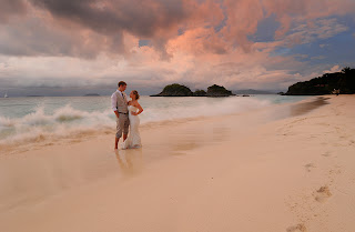 Trunk Bay weddings