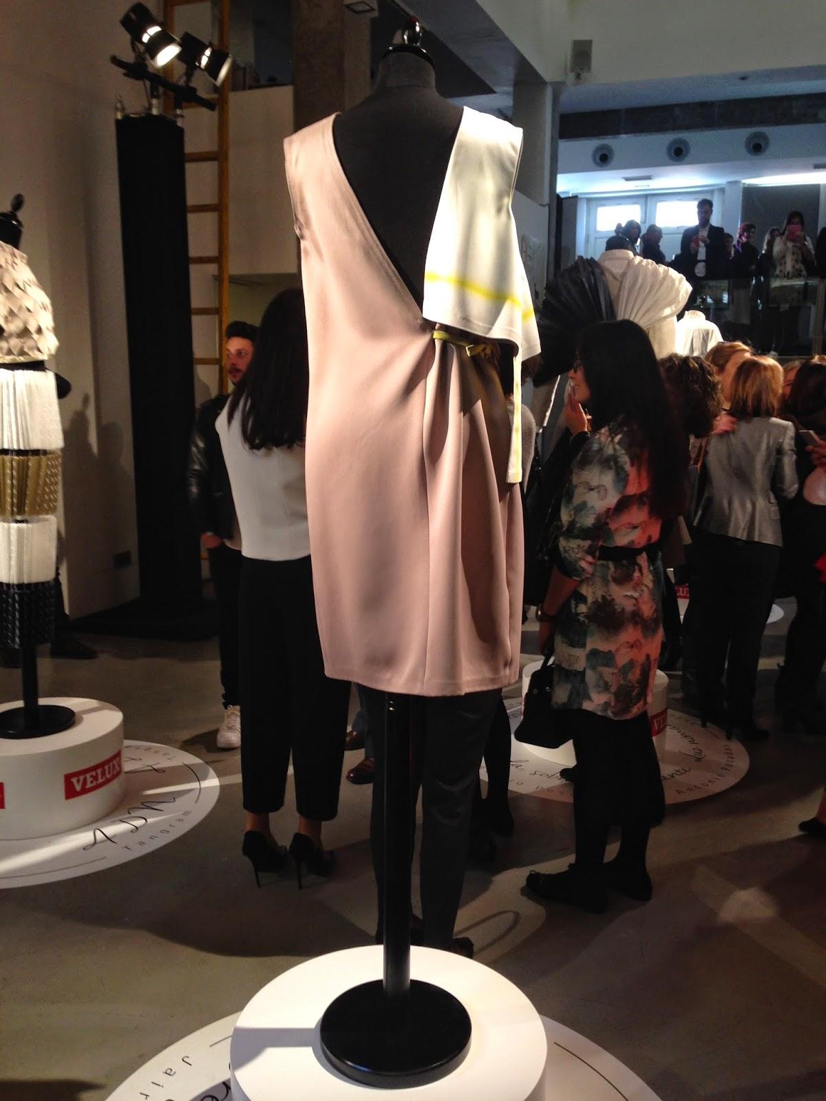 Presentación de La luz se viste de moda con Velux