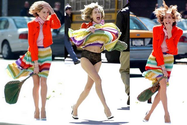 UM ESTILO NOVAIORQUINO_o estilo de Carrie Bradshaw_streestyle_sex and the city_musa do mês_nova york_NY style_Garotas estilosas_it girls