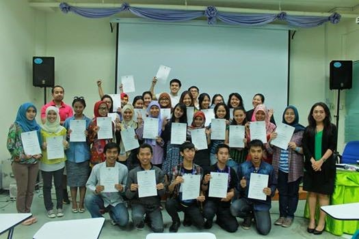 Seorang mahasiswa UNJ mengikuti Program Pertukaran Pelajar ke University of Chiang Mai, Thailand