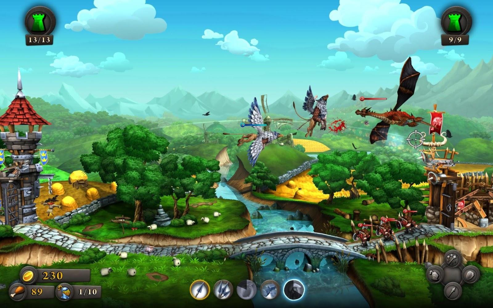 CastleStorm Download Game-Game chiến thuật hấp dẫn