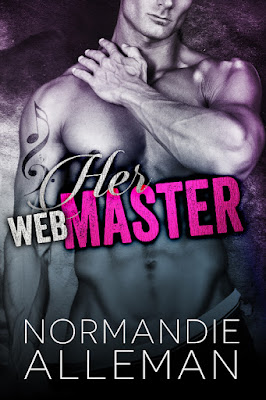 Cover Reveal – Her Web Master by Normandie Alleman