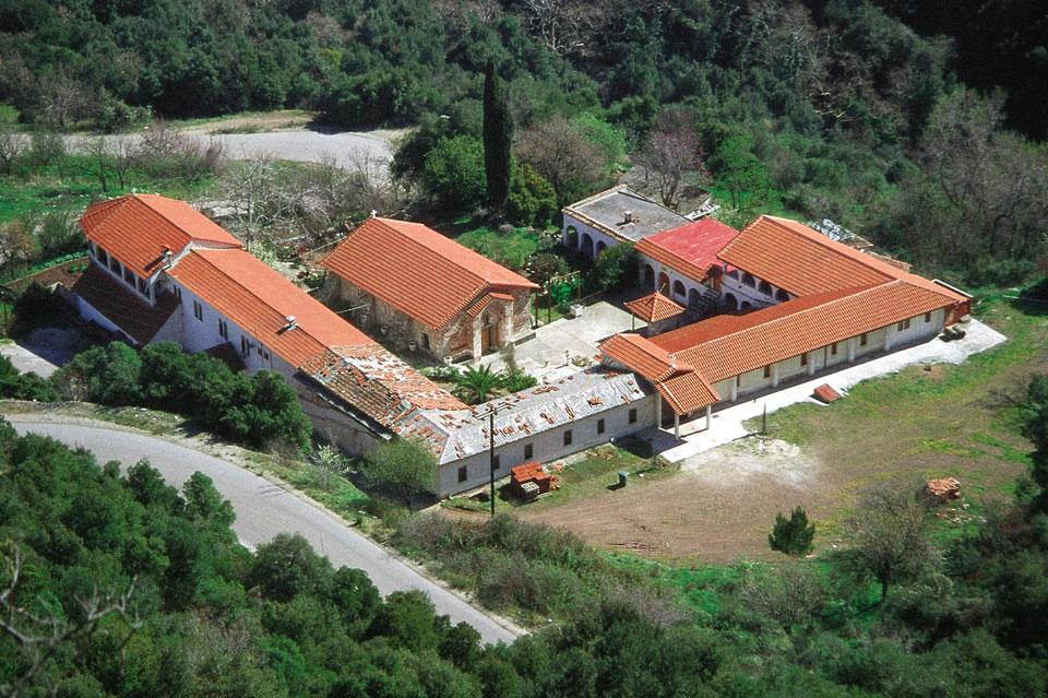 Μοναστήρια Φθιώτιδας