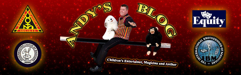 Andy Kirk   Magician   Entertainer   Author