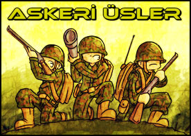 Askeri Üsler Strateji Oyunu