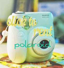 Rent Polaroid Camera