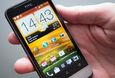 Daftar Harga Handphone HTC Terbaru Agutus 2013