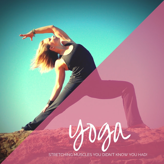 An Attitude Shift | Morgan's Milieu: Yoga at home, checking out YouTube videos