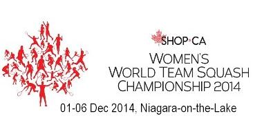 Final Kejohanan Berpasukan Wanita Dunia 2014