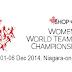 Malaysia Mara Ke Final Kejohanan Berpasukan Wanita Dunia 2014