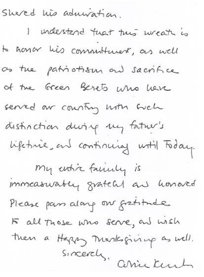 A letter to caroline 2
