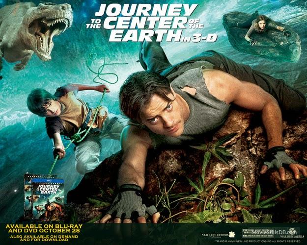 La novela y película de Viaje Al Centro de la Tierra (Journey to the ...