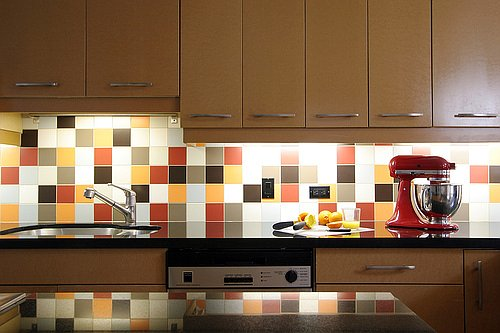 #8 Kitchen Backsplash Ideas