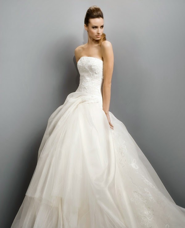 Best vera wang wedding dresses 2016 new collections for Best vera wang wedding dresses