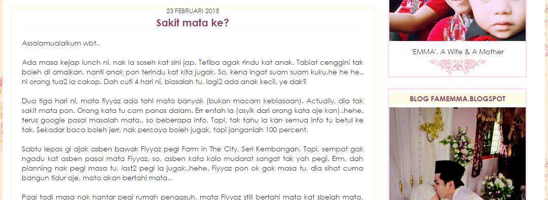 Portfolio, tempahan edit/design/customize blog, tempahan edit blog murah, Tempahan Design Header Blog murah,