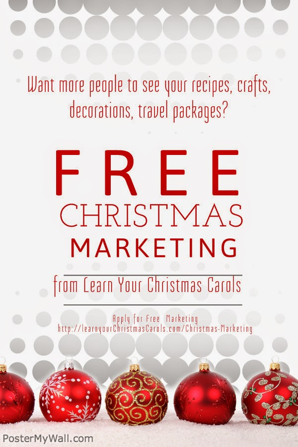Free Christmas Marketing Online