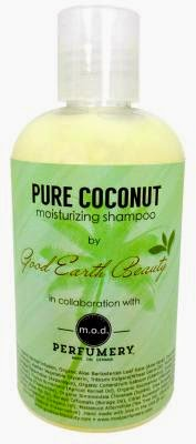 Good Earth Beauty Pure Coconut Moisturizing Shampoo (Review)