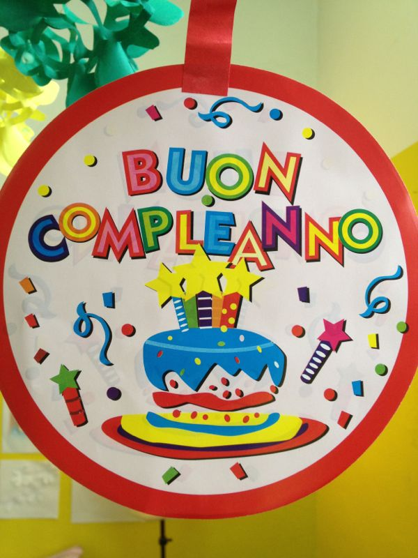 SPAZIO PER FESTE DI COMPLEANNO CREATIVE