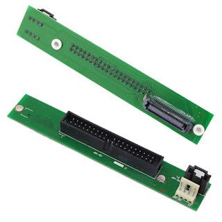 5V 50 PIN JAE Laptop CD ROM DVD-ROM to IDE card adapter For CDrom CDRW DVD