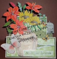 30 kwiecień - kartki z Ewą