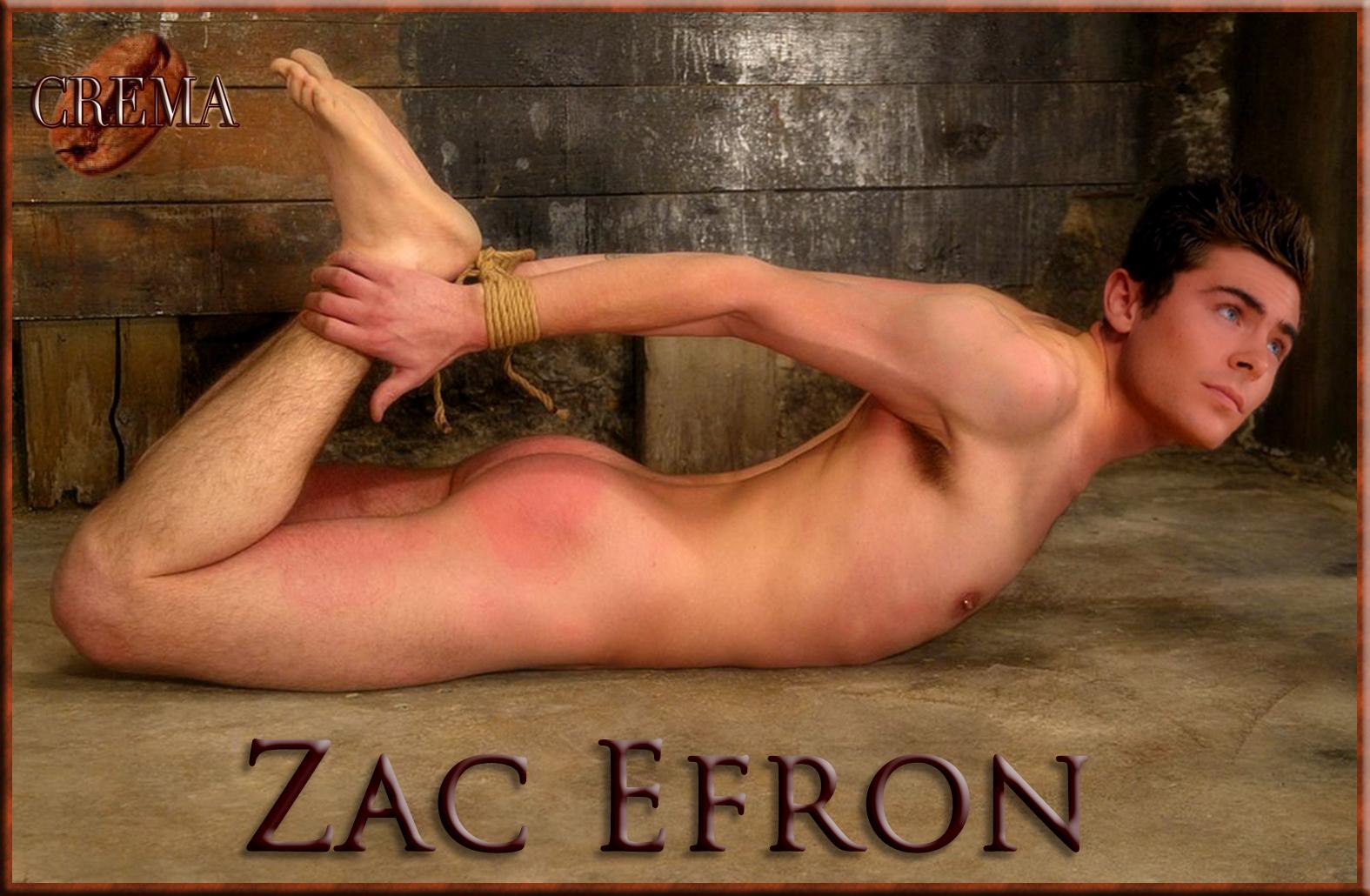 Zac Efron Naked Fakes