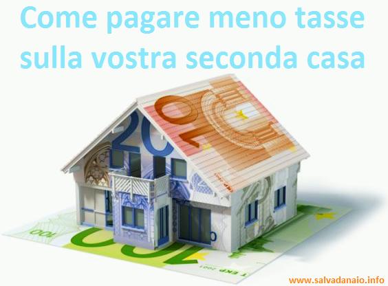 come-pagare-meno-tasse-seconda-casa