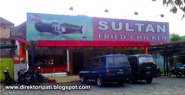 Sultan Fried Chicken Pati, Nendang Ayamnya!