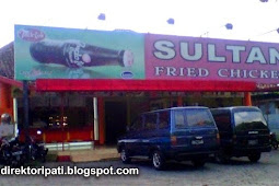 Sultan Fried Chicken Pati, Nendang Ayamnya!