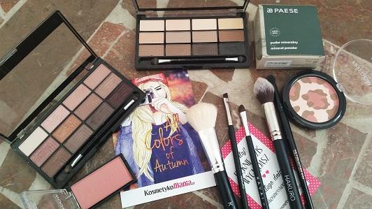 Zamówienie z Kosmetykomanii | Freedom Makeup, Makeup Revolution, Kavai, Hakuro, Paese, Yankee Candle