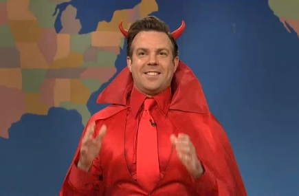 SNL: The Devil Weighs In On Penn State Scandal : Ice Cream ...
