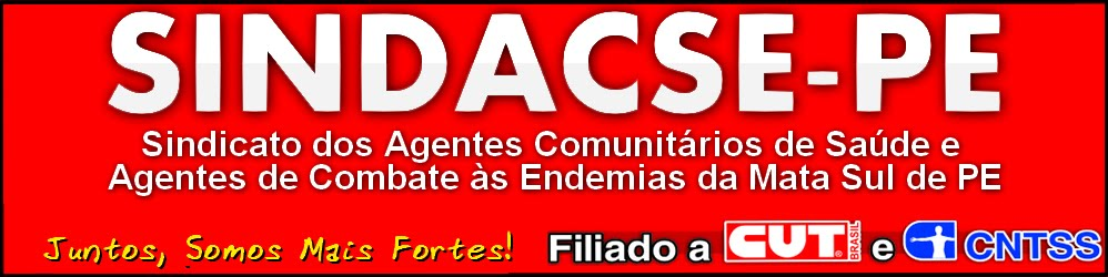 Sindicato dos Agentes Comunitários de Saúde e Agentes de Combate às Endemias da Mata Sul de PE