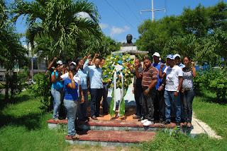 Juventud del PRD SDE emula a jóvenes a continuar legado de  Peña Gómez
