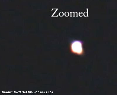 UFO Hovering Over Empire Bay is Caught On Camera - Australia 7-2-13
